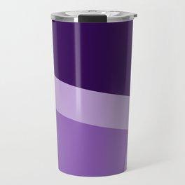 Two ways (Purple series) Travel Mug