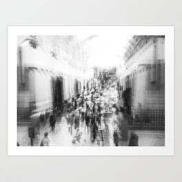 Art Museum Art Print