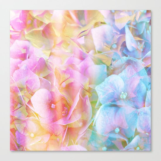Spring Wind Canvas Print