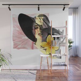 Classy and a bit Sassy Wall Mural