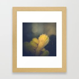 Prickly Framed Art Print