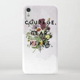 Courage iPhone Case