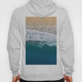 Water on the Beach (Color) Hoody