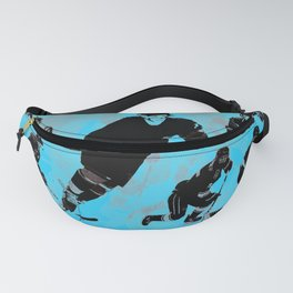 Game on! - Hockey Night Fanny Pack