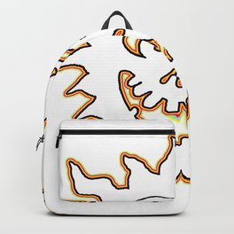 Sunburst jGibney The MUSEUM Society6 Gifts Backpack