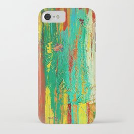 All That We See by Nadia J Art iPhone Case