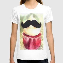 sweet mustache T-shirt
