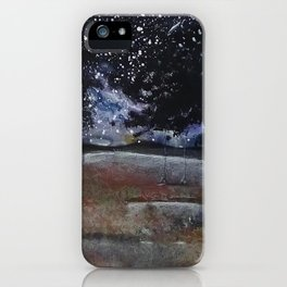 Summer Night iPhone Case