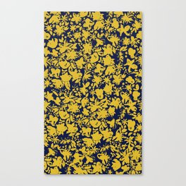 Summer Bloom Canvas Print