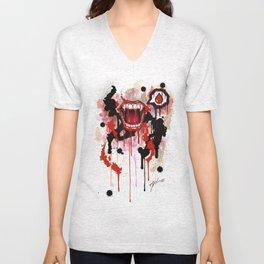 Vampire Unisex V-Neck