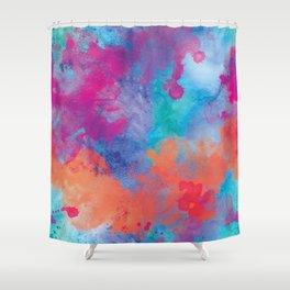 Saturday Shower Curtain