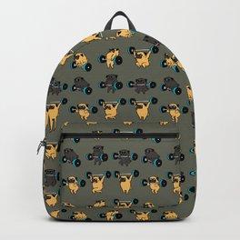 OLYMPIC LIFTING PUG Backpack