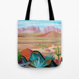 La Pimeria, West Phoenix Tote Bag