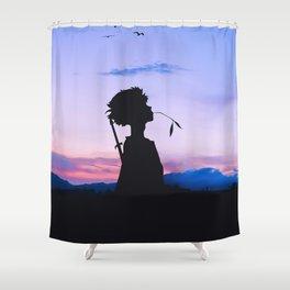 Samurai Champloo Shower Curtain
