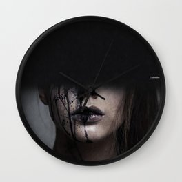 Desolation... Wall Clock