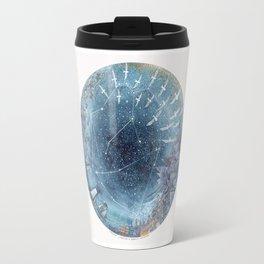 Capricorn & Aquarius friendship Travel Mug