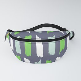 Paint Swatch Pattern Fanny Pack