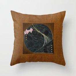 Flower vase design # 8 Throw Pillow