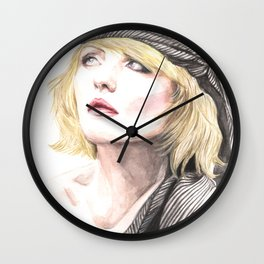 House of Glass Wall Clock