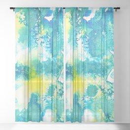 Sea Level Sheer Curtain