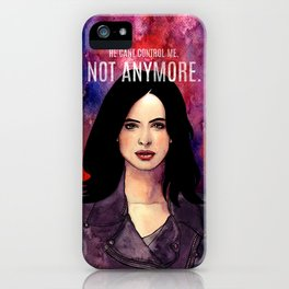 Jessica Jones iPhone Case