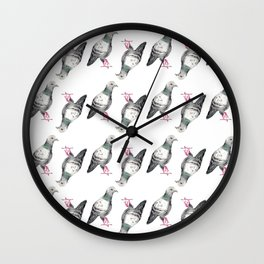 Pidgeon i Wall Clock