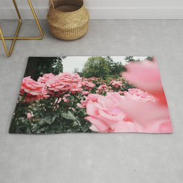 International Rose Test Garden Rug