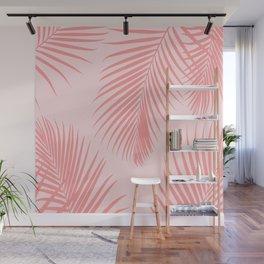 Desert Palms Wall Mural