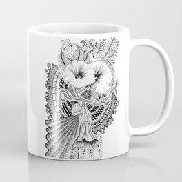 Bindweed Pattern Coffee Mug