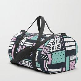 Pattern Pop Duffle Bag