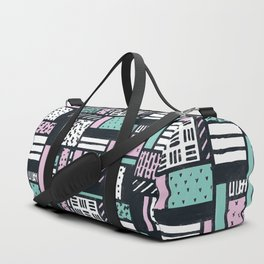 Pattern Pop Duffle Bag