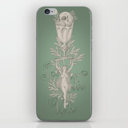 la Fee Verte  iPhone Skin