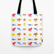 Sea Life! Tote Bag