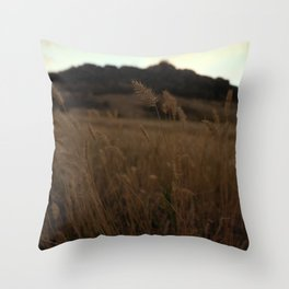 A Thought About the Wind Throw Pillow