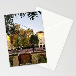 Maida Vale at Sunset. Little Venice. London Stationery Cards