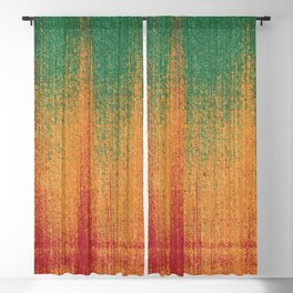 SCRATCHES / Twelve Blackout Curtain