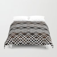boho Duvet Covers featuring Boho by Grace