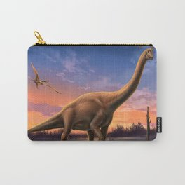 Jurassic Dinosaurs Carry-All Pouch