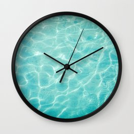 Palm Springs Summer Wall Clock