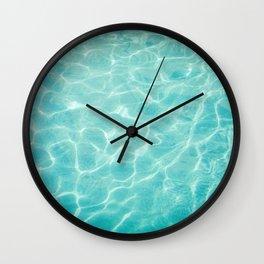 Palm Springs Summer Wall Clock
