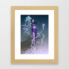 Iroque Framed Art Print