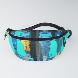 Lingerie Sportswear Collection in inverse Fanny Pack