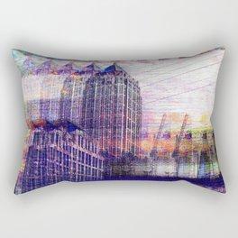 Enchanted Resonator Rectangular Pillow