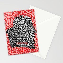 Lazy Mitch Stationery Cards