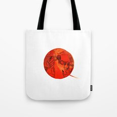 Giappone Tote Bag