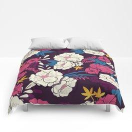 Jungle Pattern 007 Comforters