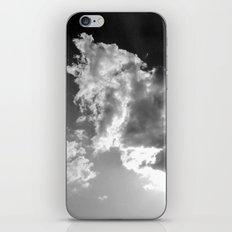 dark above iPhone & iPod Skin