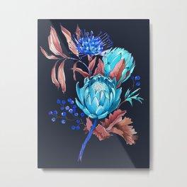 King protea flowers Metal Print
