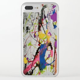 Finding Solutions Clear iPhone Case