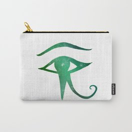 from the Source ~ Eye of Horus Little Galaxy II Carry-All Pouch